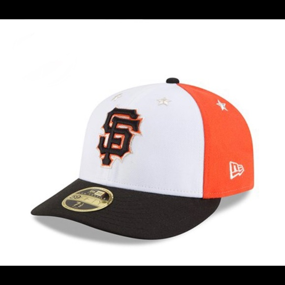 cf8fcf253 New Era All Star San Fran Giants Hat NWT